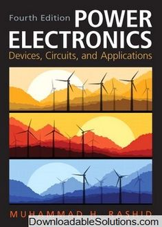Digitalsolutions downloadablesol on pinterest power electronics circuits devices applications 4th edition muhammad h rashid solutions manual download fandeluxe Gallery