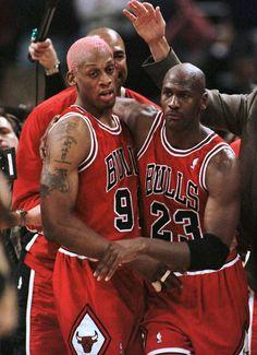Jordan n psycho Rodman