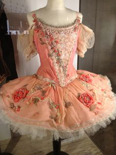 New York City Ballet The Sleeping Beauty Princess Aurora's Birthday TuTu