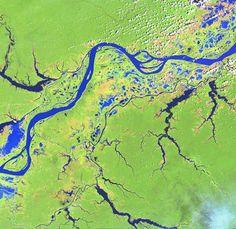Landsat.org Satellite Image Gallery