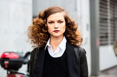31 Curly and Wavy Hair Ideas to Try This Spring: Lipstick.com