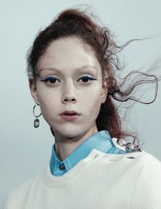 visual optimism; fashion editorials, shows, campaigns & more!: mica arganaraz, helena severin, natalie westling, maria veranen, jonas, nick and ryan by willy vanderperre for anOther autumn/winter 2014