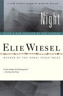 Night is Elie Wiesel's masterpiece. A candid, horrific, and deeply poignant autobiographical account of his survival as a teenager in the Nazi death camps.