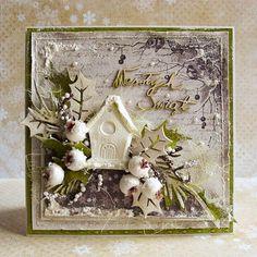 Znowu mały wysyp świątecznych kartek..... (via Bloglovin.com )