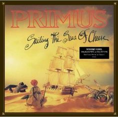 Primus - Sailing The Seas Of Cheese [Vinyl New] from $2141