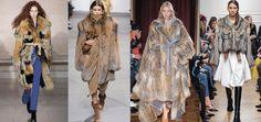 Женская мода осень-зима 2017: верхняя одежда, обувь, шапки и ...