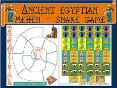 Free Ancient Egyptian Printable Game + Ancient Civilization Unit