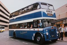 The Delaine - Leyland PD3