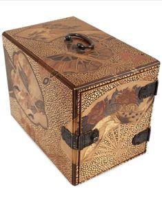 ANTIQUE JAPANESE GOLD LACQUER KODANSU MINIATURE CABINET BOX LAVISH DECORATION Cabinet Boxes, Antique Gold, Decoration, Decorative Boxes, Vintage Cabinet, Miniatures, Japanese, The Originals, Antiques