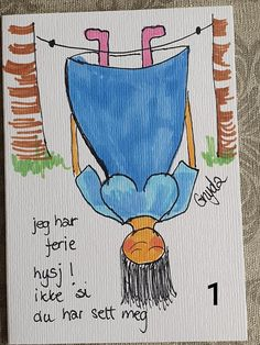 Fun Cards, Donald Duck, Disney Characters, Fictional Characters, Art, Art Background, Funny Cards, Kunst, Performing Arts