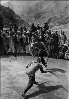 Henri Cartier-Bresson. PAKISTAN. Swat state. Near Peshawar. 1948