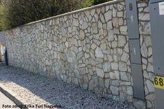 Kamenné plotu Fence Wall Design, Firewood, Pergola, Arbors, Wood Fuel