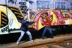 Graffiti Writing. Origini, significati, tecniche e protagonisti in Italia Graffiti, Italia