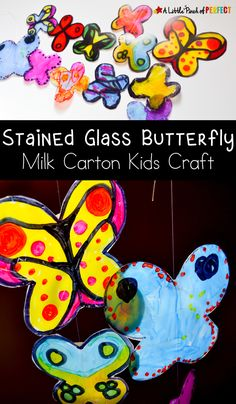 Stained Glass Butter