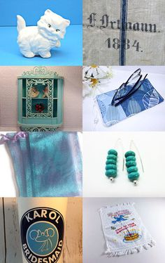 Monday Blues by Marianne on Etsy--Pinned with TreasuryPin.com