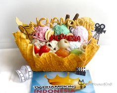 ice cream #foodreplica #dummyfood #clay #polymerclay @KuroHouseofCraft