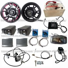Dual 205 2kW Electric Car Hub Motor Kits 4kw, View Dual 205 2kW Electric Car Hub Motor Kits 4kw, QS Product Details from Taizhou Quanshun Vehicle Accessories Co., Ltd. on Alibaba.com