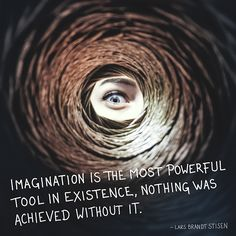 In deepest love and admiration to the human imagination, the sweet sister of our intellect. Don't forget about her. Words & image by Lars Brandt Stisen. #imagination #inspiration #eye #spiral #tunnel #symbol #poetry #poem #words #quote #life #existence #art #maddocman #berlin #stisen