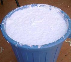 jabon-casero-liquido Soap Making, Organization Hacks, Food To Make, Homemade, Ideas, Churros, Flan, Zero Waste, Rustic Farmhouse