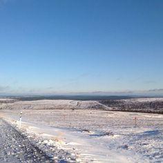 First snow in Saariselkä (02) | saariselka.com, #kaunispää #saariselkä #saariselkabooking #ensilumi #firstsnow #kaunispaa #saariselankeskusvaraamo