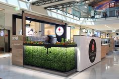 Nature-Inspired Juice Kiosks : Juice Kiosk