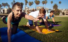 This Week in Health & Fitness: Fit for Your Age? Take This Test