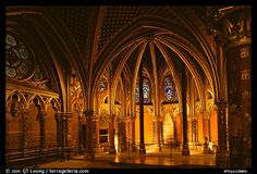 Lower Holy Chapel, Paris