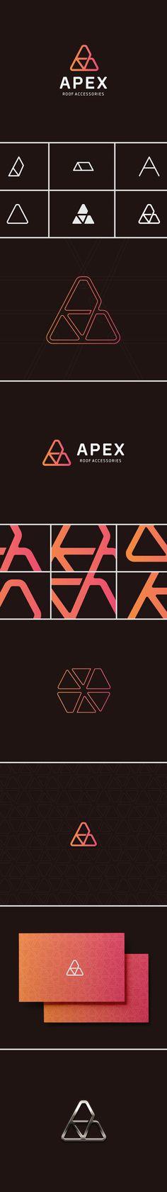 APEX by Cheltsov Kirill, via Behance