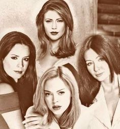 Charmed-Power of four