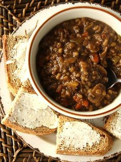 "Sunday Soup ""Melt in Your Mouth"" Beef and Barley Soup"