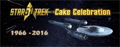 Star Trek Cake Celebration