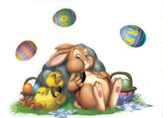 Egg hunt ideas