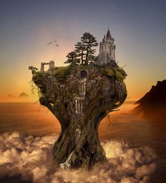 """""""Living in the Edge"""" by Robert Weber 