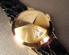 Lord Elgin Direct Read Chevron watch
