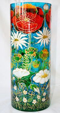 Glass Painting Basics
