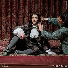 Alexander Vlahos as Monsieur Philippe Versailles Season 2, Versailles Bbc, Versailles Tv Series, Louis Xiv, George Blagden, Evan Williams, Bbc Tv Shows, French Boys, You Dont Love Me