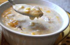 Corn and Potato Crockpot Chowder