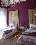 Most Design Purple Girls Bedroom – Design House Decor Purple Bedroom Design, Purple Home Decor, Purple Bedrooms, Bedroom Wall, Girls Bedroom, Bedroom Decor, Bedroom Ideas, Childs Bedroom, Warm Bedroom