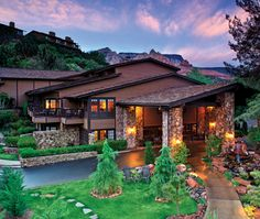 L'Auberge de Sedona Resort-haven't met a L'Auberge I didn't like