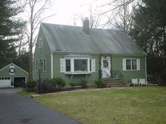 I die love the transformation cape cod remodel before for Cape cod house remodel
