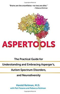 Aspertools: The Practical Guide for Understanding and Embracing Asperger's, Autism Spectrum Disorders, and Neurodiversity by Harold Reitman http://www.amazon.com/dp/0757318533/ref=cm_sw_r_pi_dp_jGJWwb1VG7D66