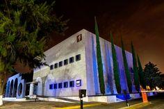 Edificio de Ingeniería Civil del Tec de Monterrey Campus Querétaro