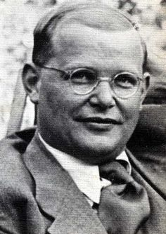 Dietrich Bonhoeffer: A bold man of passion and faith. German martyr in WWII.