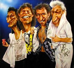 The Rolling Stones, Click for full concert video's.