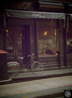 NYC - Soho, Fanelli