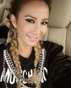 Super girl...(CoCo Lee)