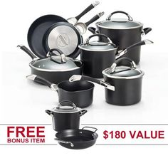 11-Piece Set with Double Bonus is worth the money to me, I have compared and compared some more. I've read reviews and for my new place, I want the best. I will give it a review and I hope it doesn't disappoint..