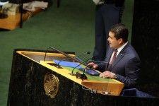 Honduras, Nación y Mundo: Discurso del Presidente Juan Orlando Hernández  en...