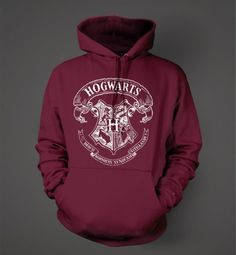 Hogwarts hoodie.