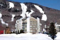 Hébergement Mont Sainte-Anne http://www.sommetsdusaint-laurent.com/h%C3%A9bergement-mont-sainte-anne/ #SommetsStLaurent